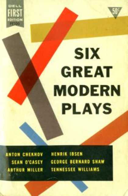 Dell Books - Six Great Modern Plays