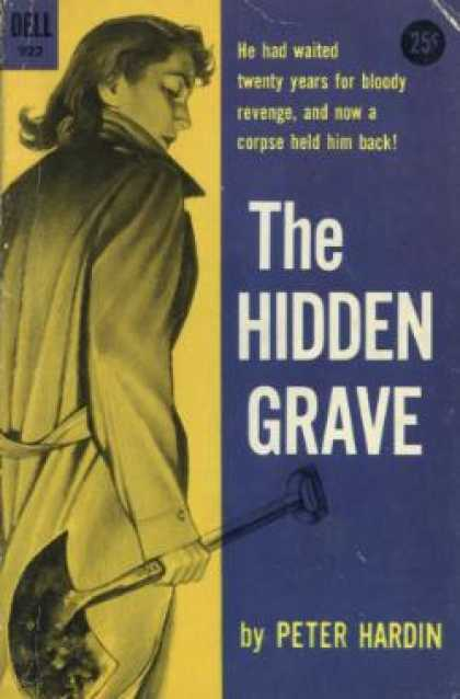 Dell Books - The Hidden Grave