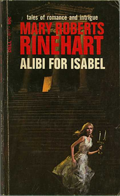 Dell Books - Alibi for Isabel
