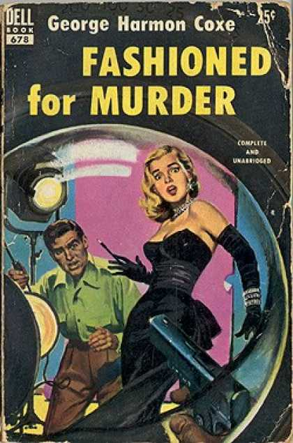 Dell Books - Fashioned for Murder