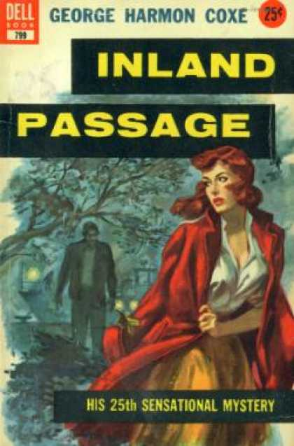 Dell Books - Inland Passage - George Harmon Coxe