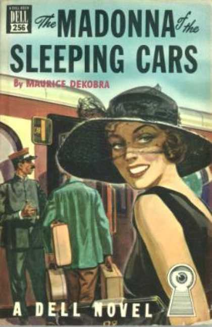 Dell Books - The Madonna of the Sleeping Cars - Maurice Dekobra