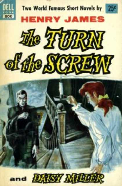 Dell Books - The Turn of the Screw - Henry James