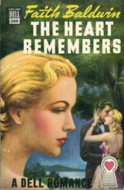 Dell Books - The Heart Remembers - Faith Baldwin
