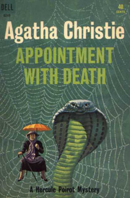 Dell Books - Appointment with death - Agatha Christie