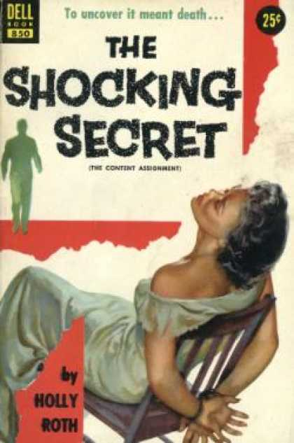 Dell Books - The Shocking Secret - Holly Roth