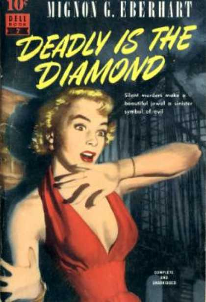 Dell Books - Deadly Is the Diamond