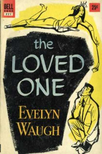 Dell Books - The Loved One - Evelyn Waugh