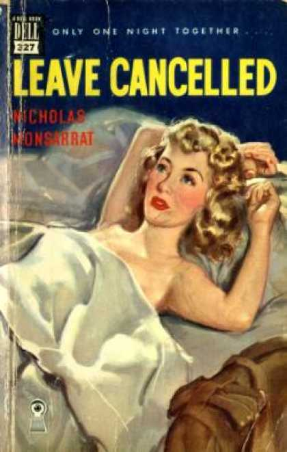 Dell Books - Leave Cancelled