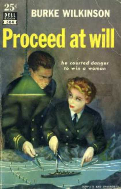 Dell Books - Proceed at Will: A Novel - Burke Wilkinson