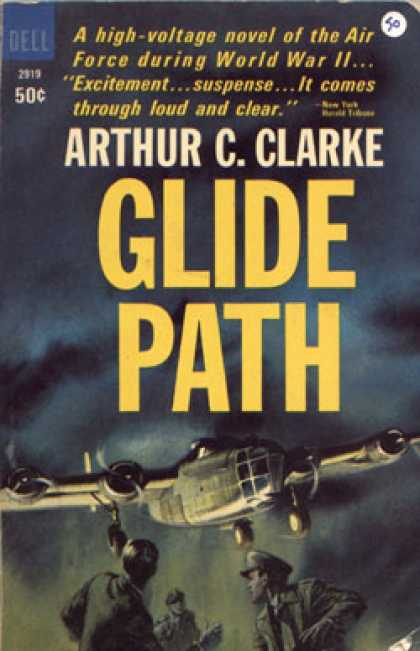 Dell Books - Glide Path - Arthur C. Clarke