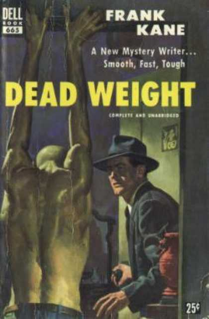 Dell Books - Dead Weight - Frank Kane