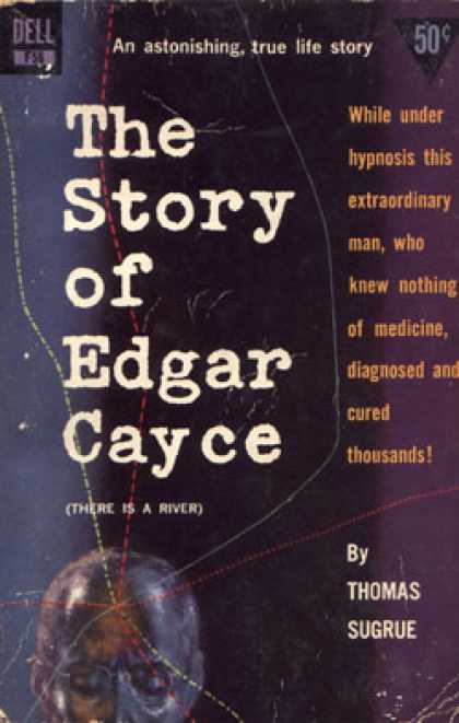 Dell Books - The Story of Edgar Cayce - Thomas Sugrue
