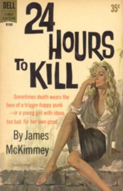 Dell Books - 24 Hours To Kill