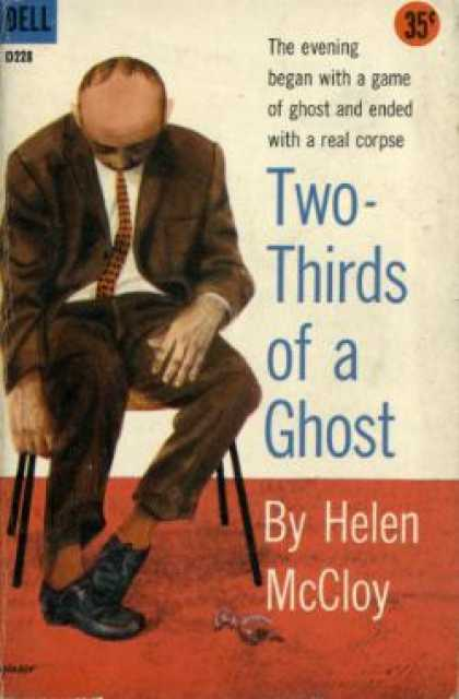 Dell Books - Two - Thirds of a Ghost - Helen Mccloy