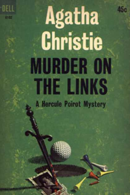 Dell Books - Murder On the Links
