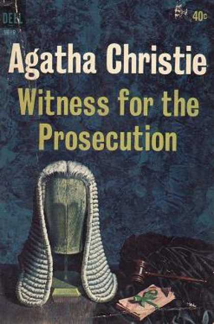 Dell Books - Witness for the Prosecution