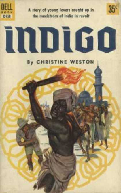 Dell Books - Indigo By Christine Weston - Christine Weston