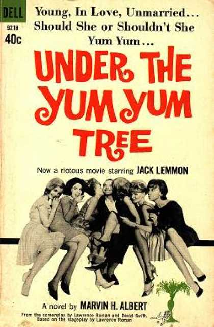 Dell Books - Under the Yum Yum Tree