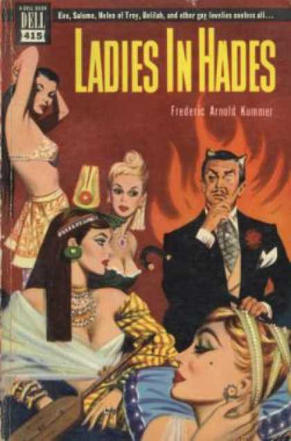 Dell Books - Ladies In Hades - Frederic Arnold Kummer