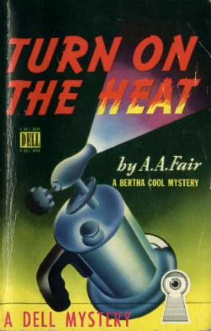 Dell Books - Turn On the Heat - A. A. Fair
