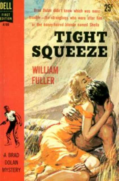 Dell Books - Tight Squeeze - William Fuller