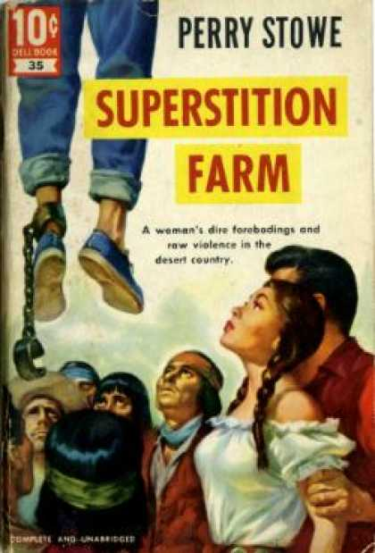 Dell Books - Superstition Farm