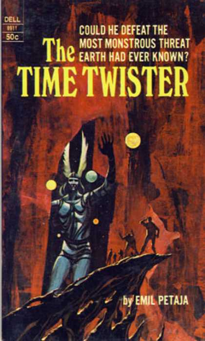Dell Books - The Time Twister - Emil Petaja