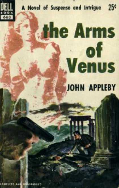 Dell Books - The arms of Venus - John Appleby