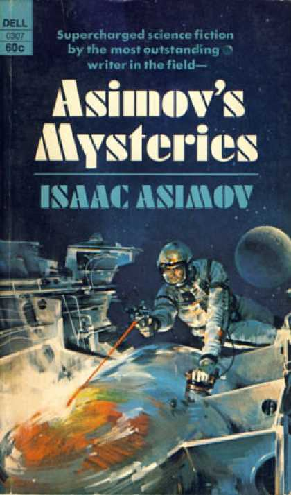 Dell Books - Asimov's Mysteries