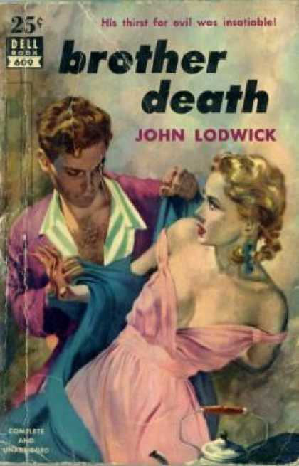 Dell Books - Brother Death - John Lodwick
