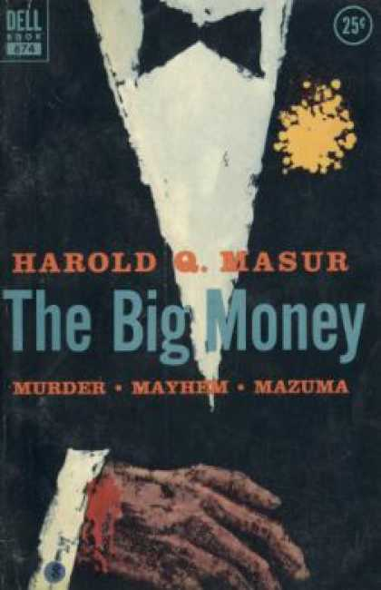 Dell Books - The bis money - Harold Q. Masur