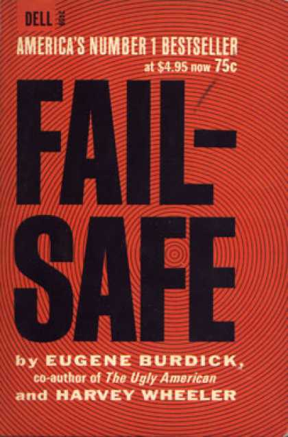 Dell Books - Fail-safe - Eugene Burdick