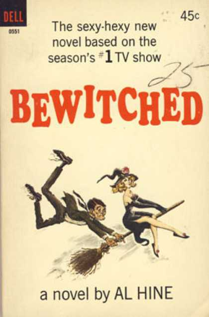 Dell Books - Bewitched - Al Hine