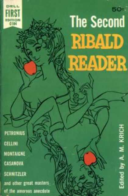 Dell Books - The Second Ribald Reader