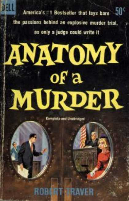 Dell Books - Anatomy of a Murder