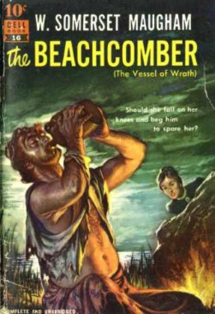 Dell Books - The Beachcomber - W. Somerset Maugham