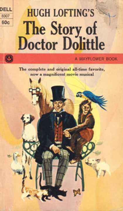 Dell Books - The Story of Doctor Dolittle