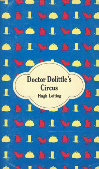 Dell Books - Doctor Dolittle's Zoo