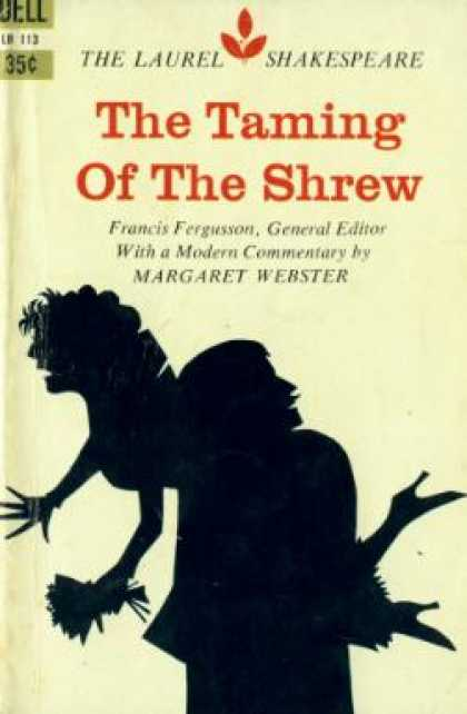 Dell Books - The Taming of the Shrew