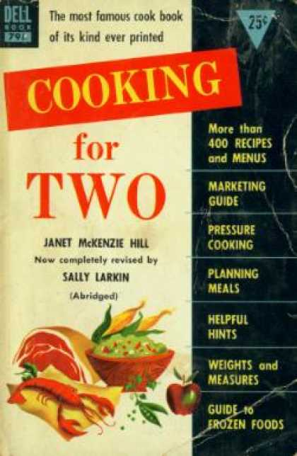 Dell Books - Cooking for Two