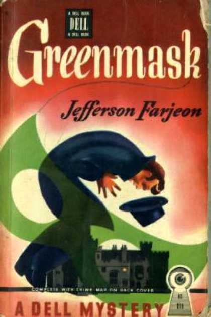Dell Books - Greenmask - Jefferson Farjeon