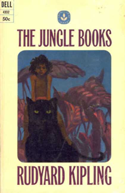 Dell Books - The Jungle Books