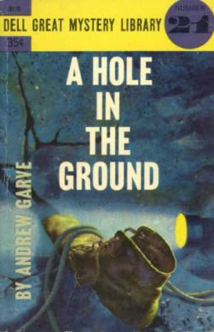 Dell Books - A Hole In the Ground - Andrew Garve