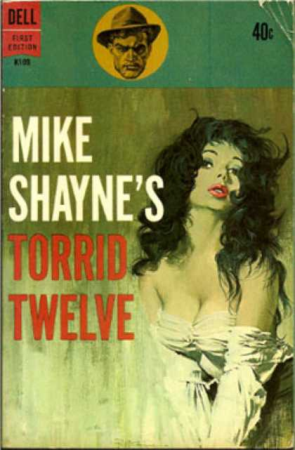 Dell Books - Mike Shayne's Torrid Twelve