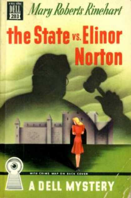 Dell Books - State Vs. Elinor Norton - Mary Roberts Rinehart