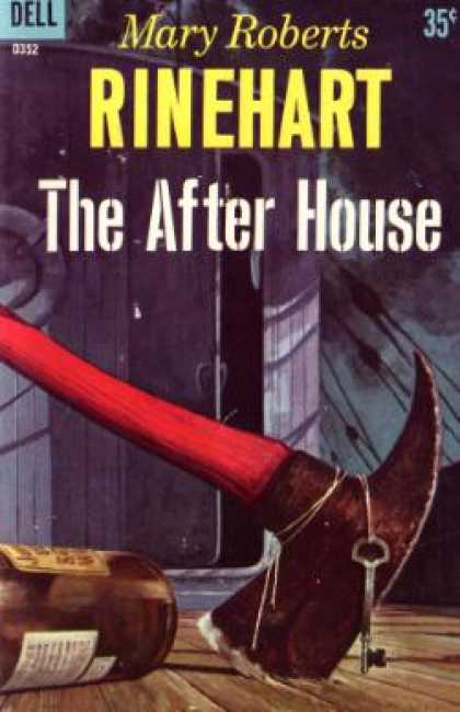 Dell Books - The After House - Mary Roberts Rinehart