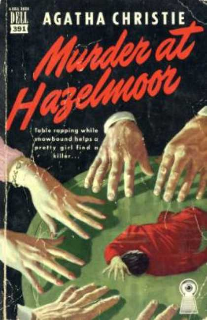 Dell Books - Murder at Hazelmoor - Agatha Christie
