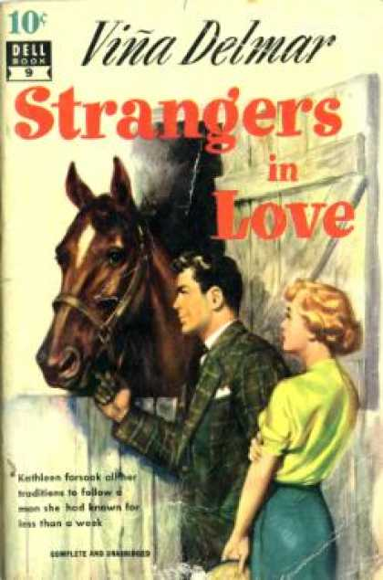 Dell Books - Strangers In Love