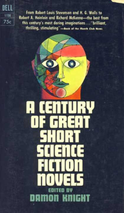 Dell Books - A Century of Great Short Science Fiction Novels